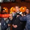 Ximo Puig atén els mitjans en la seua última visita a Alcoi