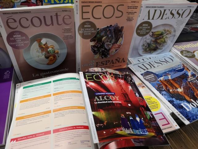 Revista ECOS.