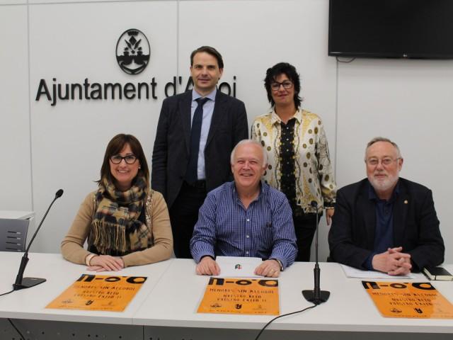 L'Ajuntament d'Alcoi, l'ASJ i la Unitat de Conductes Addictives d'Alcoi posen en marxa una campanya per a prevenir el consum d'alcohol en menors