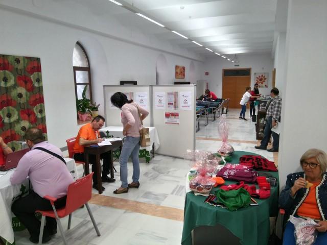 Jornada de donació de sang a càrrec dels organitzadors del Trail Solidari