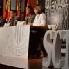 Acte inaugural de la Setmana de la Ciència, celebrat al Saló de Conferències de l'IVAM-CADA ALCOI