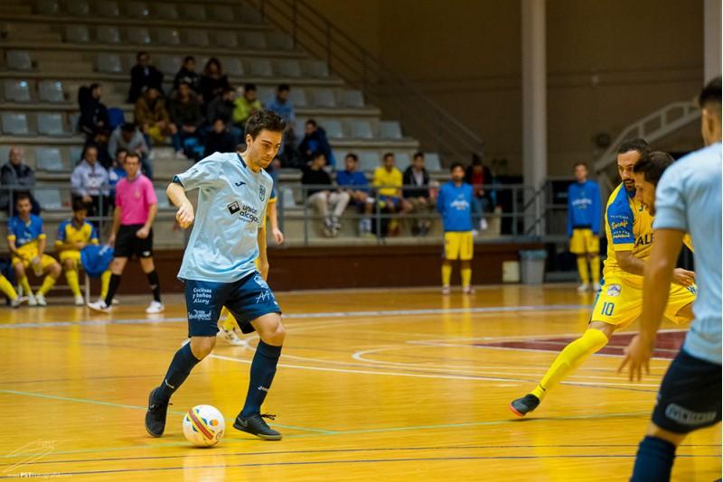 Partit de l'Unión Alcoyana a casa durant la temporada / PST Fotografia