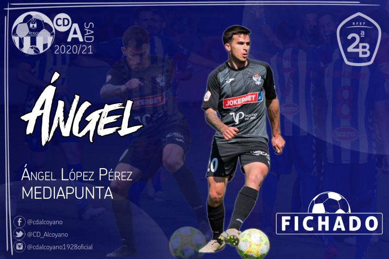 Ángel López / CDA
