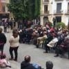 Acte de record a Joan Valls / R. Lledó