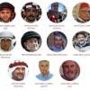 Els 11 candidats / Infografia de l'ASJ