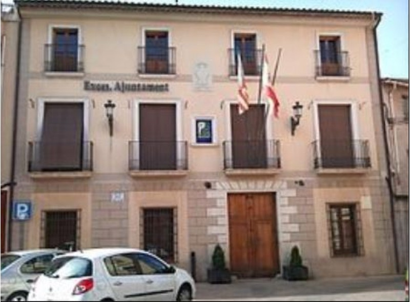 Ajuntament de Muro / Wikipedia