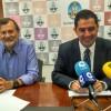 L'alcalde d'Alcoi Toni Francés, i el regidor Manolo Gomicia, presenten les dades de sol·licituds del pla ARRUS/AM