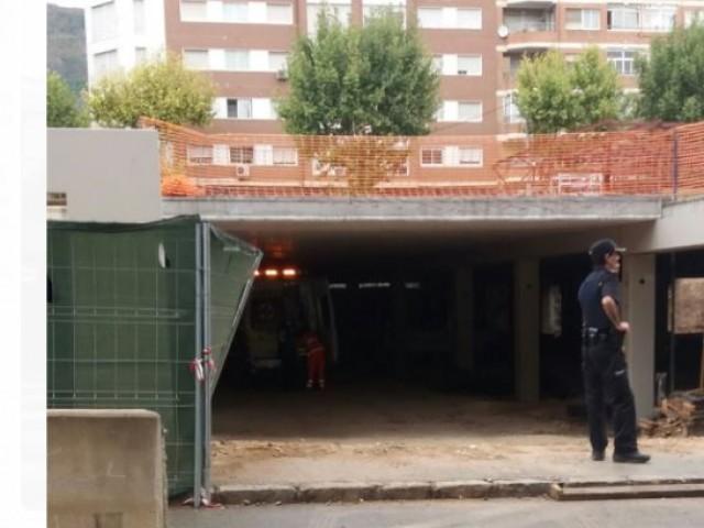 L'accident laboral a l'ALDI no està contabilitzat en les dades d'INVASSAT / A. Sánchez