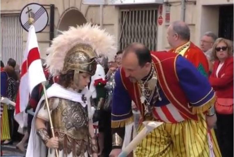 Juanjo Valls ha sigut el Sant Jordiet 2018 / AM
