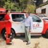ACIF incrementarà del nombre de bombers en la zona operativa de la Muntanya de cara a l'estiu