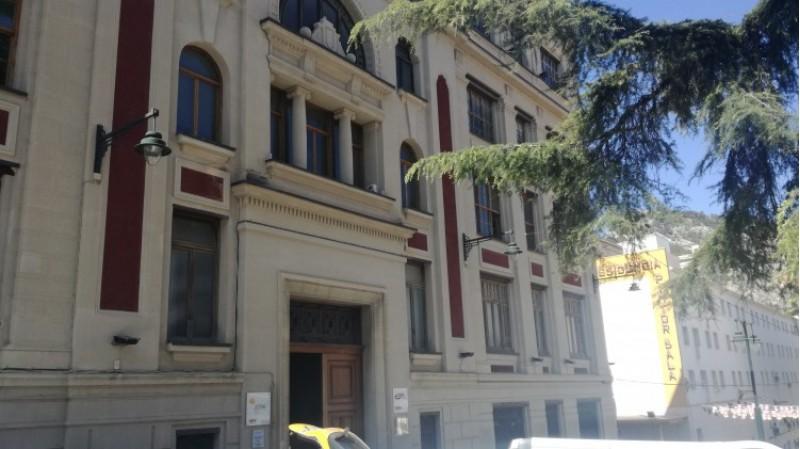 L'actual seu d'AITEX a la plaça Emilio Sala