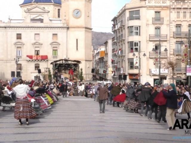I per arredonir l'any a Alcoi, el torn de 'Les Pastoretes'
