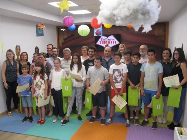 Acaba l'any Joan Valls amb el lliurament dels premis de micro-poemes d'Aramultimèdia, l'Ajuntament i la Coordinadora pel valencià