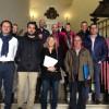 Representants de totes les entitats / Ajuntament d'Alcoi