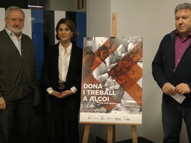 Enrique Masiá, Elena Turrión i Josep Lluís Santonja presenten les activitats / AM