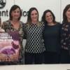 Ana García, Aroa Mira, Lorena Verdú, Raquel Alcaraz i Yolanda Muñoz han presentat les jornades / R. Lledó