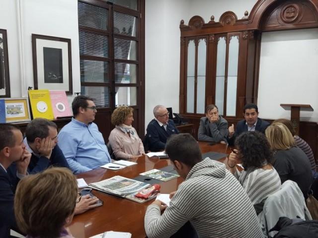 Alcoi envia a la Generalitat Valenciana el llistat amb les peticions de les actuacions als Centres Educatius / Ajuntament d'Alcoi