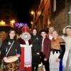Alcoi rebrà a Papa Noel a lloms d'un cavall blanc / Pastoral d'Alegria