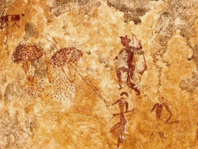 Alcoi ultima l'adquisició de les pintures de La Sarga i el seu entorn per a crear un Centre d'Interpretació