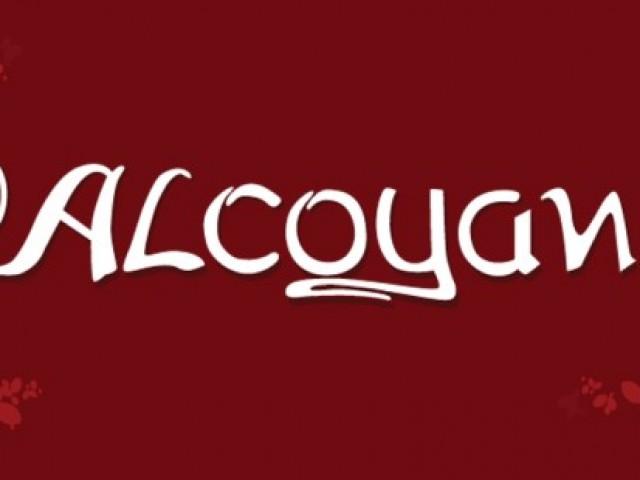 Logo de la empresa argentina Alcoyana