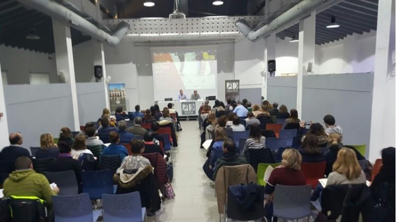 Amplia participació en les primeres jornades de convivència d'Alcoi / Ajuntament d'Alcoi