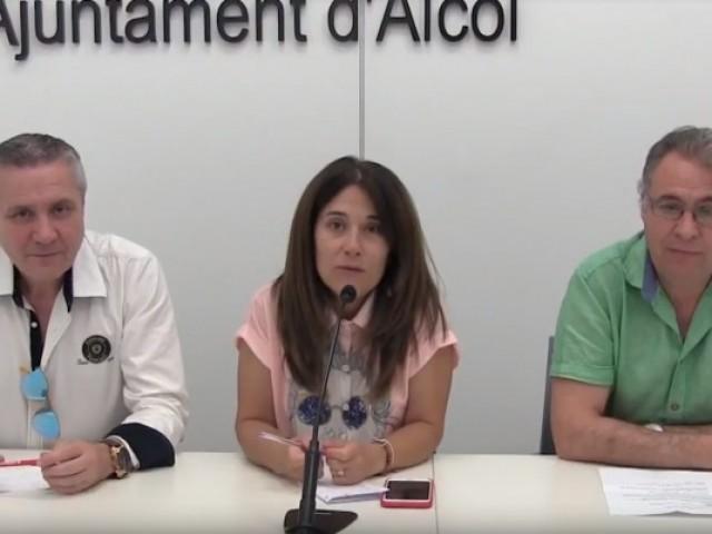 Presentació d'activitats de la Fira Modernista 2018/Ajuntament d'Alcoi