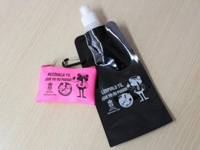 Els productes de la campanya del consistori d'Ibi