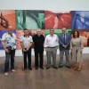 A través d'una exposició de l'artista alcoià Antoni Miró, la Generalitat reivindica un Tribunal de les Aigües del segle XXI / GVA