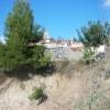 Vivendes a Benillup, molt a prop del Barranc de Caraita