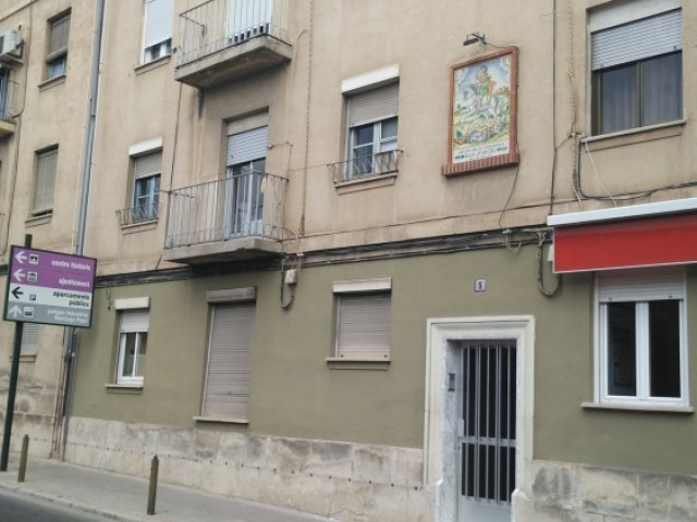 El grup de vivendes Sant Jordi a Alcoi/AM
