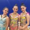 Bronze per a les infantils de nivell federació del CGR Sant Jordi