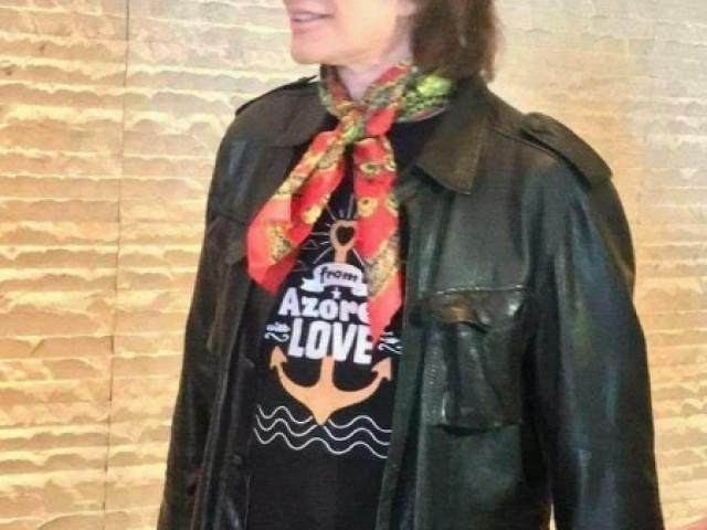 Camilo Sesto a Miami amb el mocador de 'Masero' / Gilberto Molina