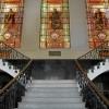 Escala principal de l'edifici del CADA / J.ORTS