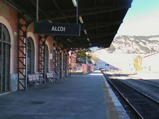 """Ciutadans Alcoi sobre el tren Alcoi-Xàtiva: """"cap partit dels dos han fet els deures en les últimes dècades i per això tenim el tren que tenim"""""""