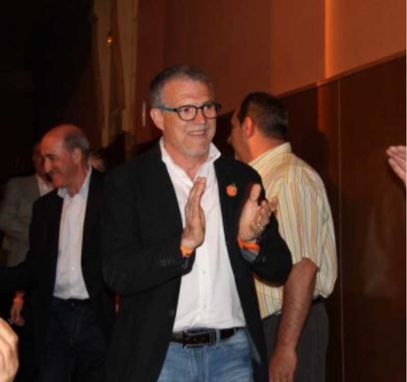 Jordi Sedano, Portaveu de Ciutadans Alcoi / AM