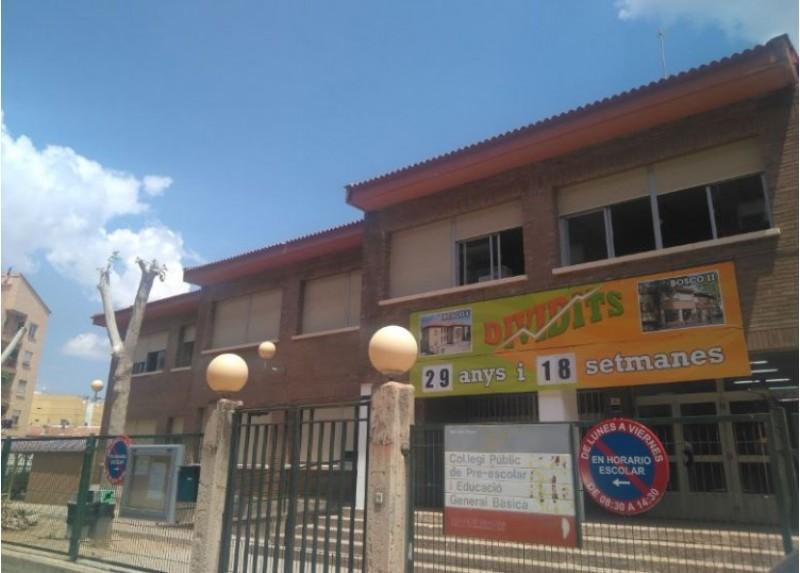 Exterior del Bosco II / Ajuntament de Cocentaina