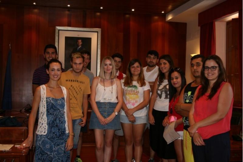 Cocentaina participa en el programa 'Avalem Joves Plus' amb EMCUJU i EMPUJU / Alcaldia Cocentaina
