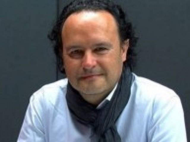 Màrius Ivorra, portaveu de Compromís a l'Ajuntament d'Alcoi