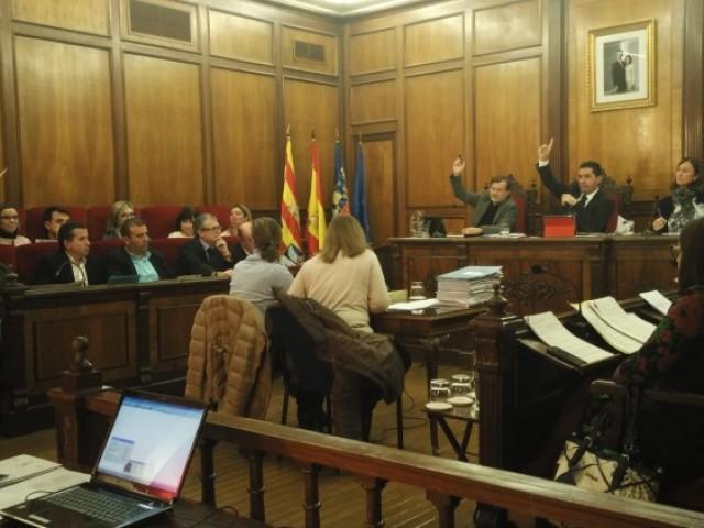 Compromís i PSOE aproven els pressupostos 2016/AM