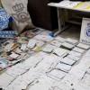 Les cartes furtades durant 11 anys, recuperades per la Policia Nacional