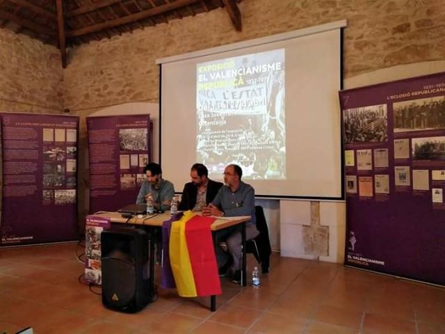 Continuen els actes per recuperar la Memòria Històrica i Democràtica per part del grup de treball de Cocentaina / grup de treball