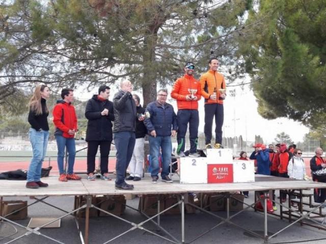 David Ruiz guanya la Pujada a la Font Roja