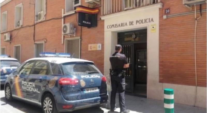 Comissaria d'Alcoi / Imatge d'arxiu de la Policia Nacional