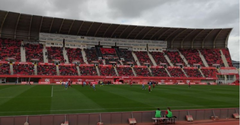 Mallorca - Alcoyano / Juan Abad