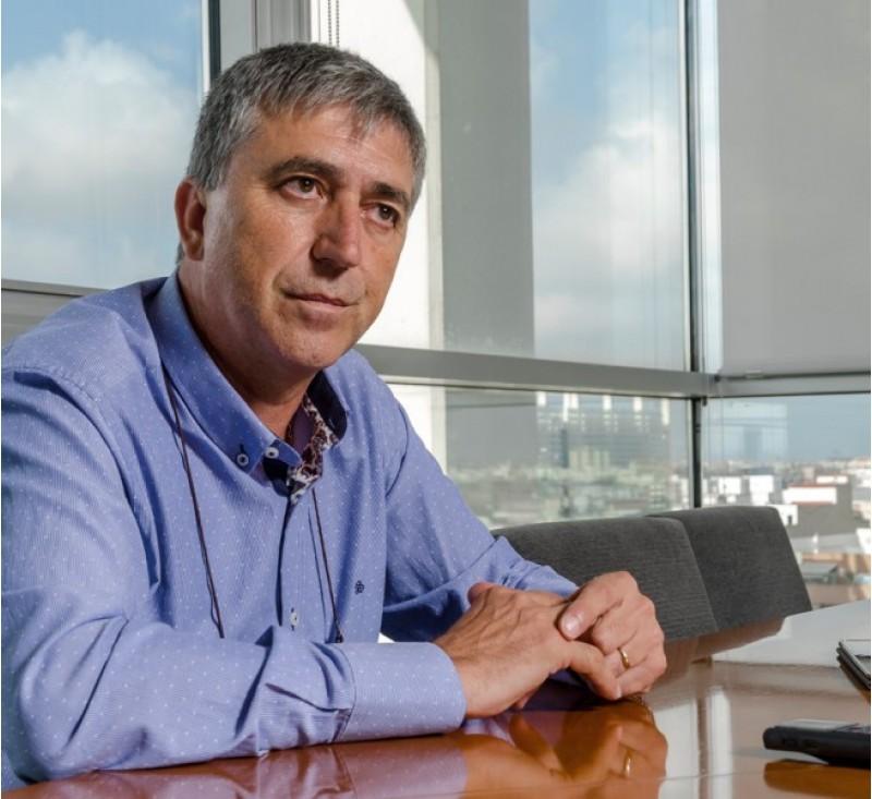 El conseller d'economia Rafa Climent