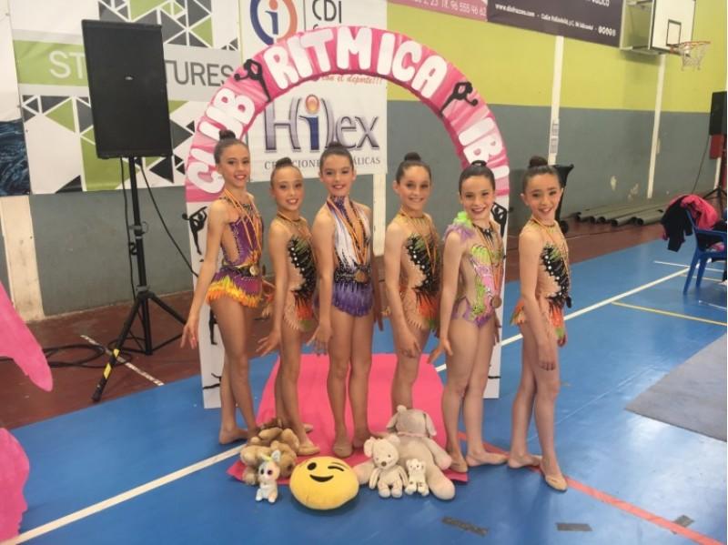 Trofeu d'Ibi / CGR Sant Jordi