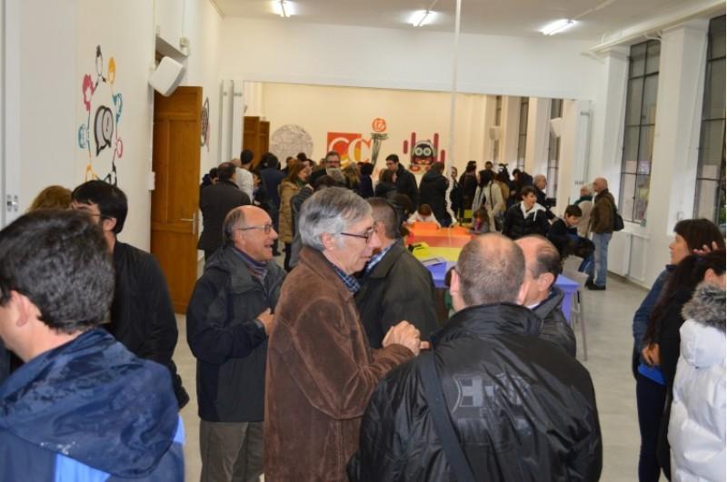 El Centre Cervantes jove a Alcoi rep 2.650 usuaris en 8 mesos / ARA