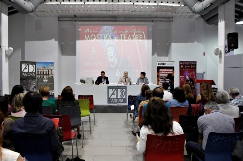 Presentació del balanç del Circuit a l'Àgora Escènica / Mostra de Teatre
