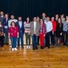 Foto de l'acte de constitució del Consell de Cultura de la Ciutat d'Alcoi el passat 3 de maig de 2018./ AM