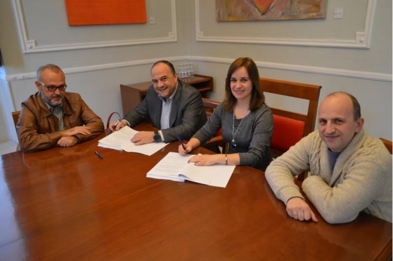 Firma del conveni / Consorci RSU
